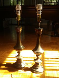 Brass Lamps for Sale in Gainesville,  FL