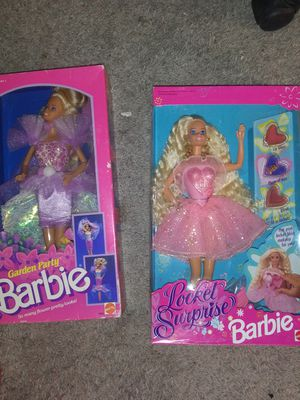 Collectible vintage Barbies for Sale in Antioch, CA