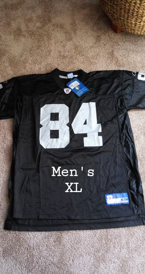 NFL Raiders men's extra large Jersey for Sale in Pico Rivera, CA
