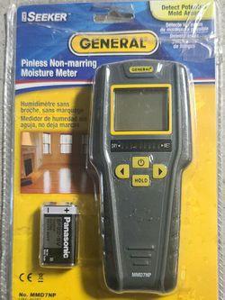 General Pinless NonMarring Moisture Meter for Sale in Gresham,  OR