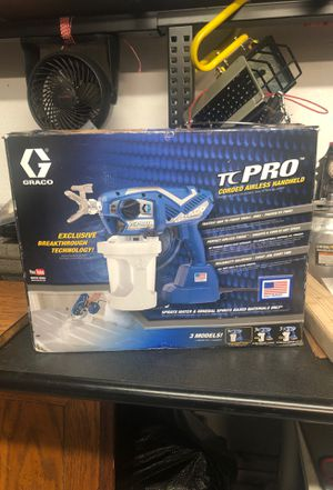 TC Pro Corded Airless Handheld for Sale in Anaheim, CA