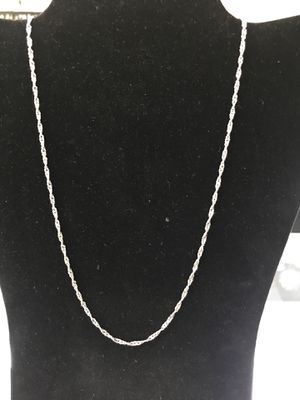 Flat Rope chain for Sale in Baltimore, MD