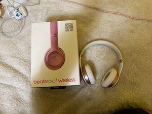 Beats solo3 wireless for Sale in San Bernardino, CA