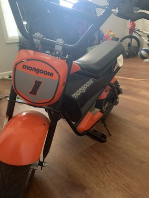 Kids mongoose motorbike for Sale in Austell, GA