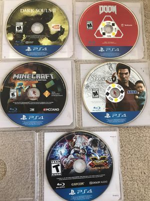 PS4 Games for Sale in Pittsburg, CA