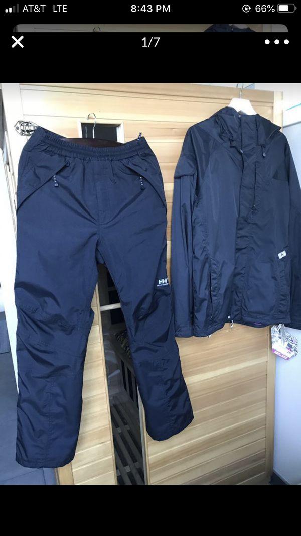 Brand new ski jacket and pants (men) size M