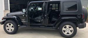 Great Shape 2007 jeep wrangler AWDWheels for Sale in Detroit, MI