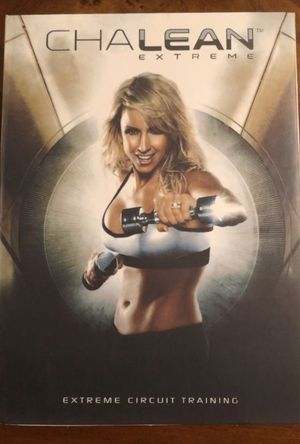 ChaLEAN Extreme Circuit Training Workout DVD Set for Sale in Modesto, CA