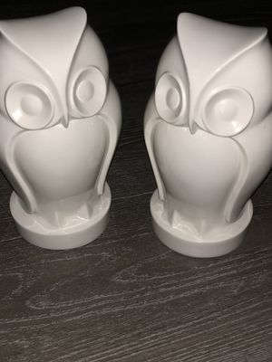 Owl Bookends for Sale in TX, US