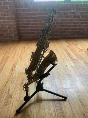 Alto Saxophone with Stand for Sale in Chicago, IL