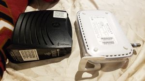 Netgear CMD31T and Motorola sb5100 cable modem for Sale in Portland, OR