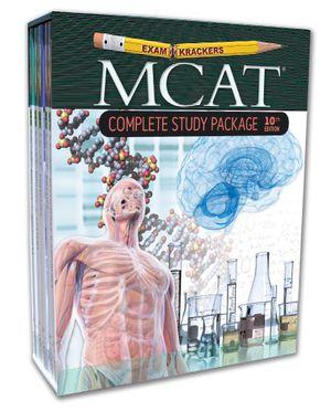 Examkrackers full MCAT set for Sale in Atlanta, GA