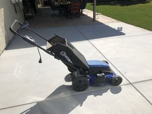 Lawn mower electric for Sale in Las Vegas, NV