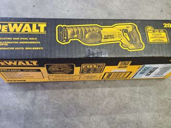 Dewalt 20v Sawzall for Sale in Marysville,  WA
