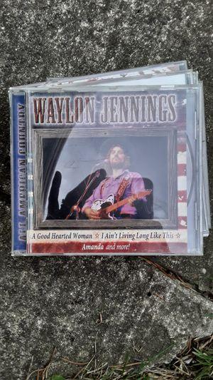 Waylon Jennings xmas CD for Sale in Woodhaven, MI