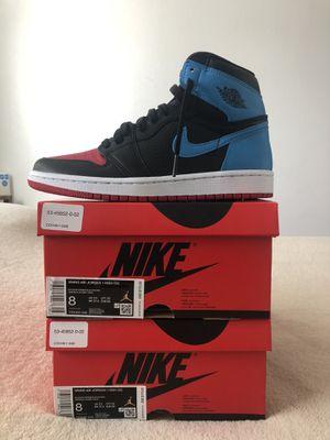 Jordan 1 unc to Chi (w) size 8 for Sale in Santa Monica, CA