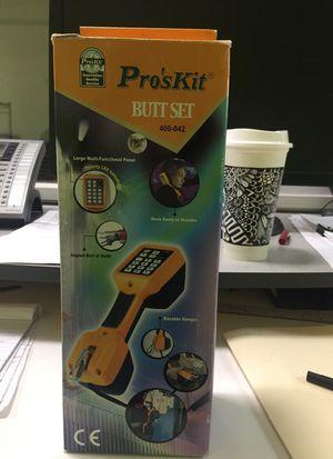 Pro kit Butt Set for Sale in Alameda, CA