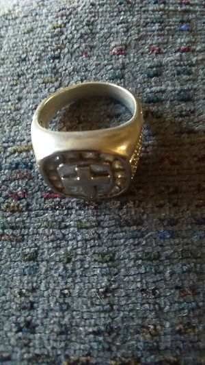 Size 8 silver ring for Sale in Bexley, OH