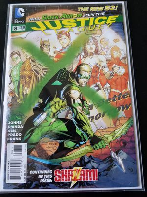 Justice League #8 for Sale in Tracy, CA
