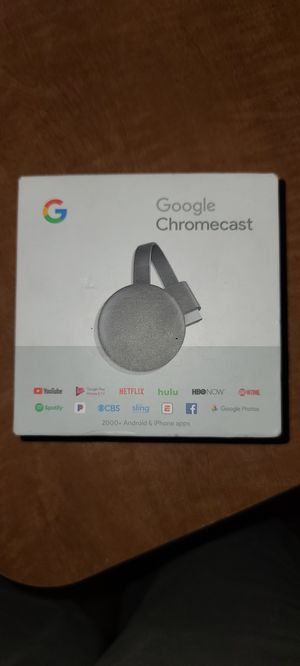 Goggle Chromecast for Sale in Houston, TX