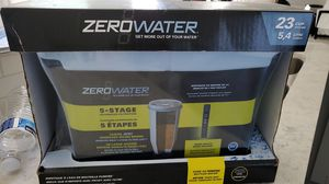 Zero water filter for Sale in San Diego, CA