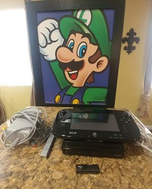 Nintendo Wii U Bundle (32 gb Edition) 36 games included (HD)!! for Sale in Bakersfield, CA