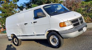26k Miles Dodge cargo Van, Reg. Smogged.1 Owner, original 26000 miles,, Runs Great , No issues for Sale in San Diego, CA