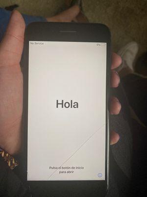 iPhone 7 Plus black for Sale in Corona, CA