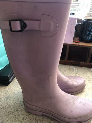 Rain boots for Sale in Anaheim, CA