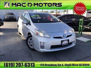 2011 Toyota Prius for Sale in Chula Vista, CA
