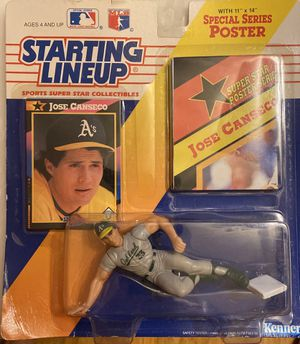 Jose Canseco Oakland A's 1992 collectible toy for Sale in Hayward, CA