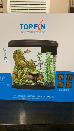 Led Fish tank for Sale in Sterling Heights, MI