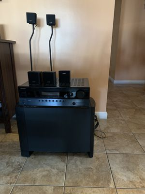 Bose sound system for Sale in Garden City, NY