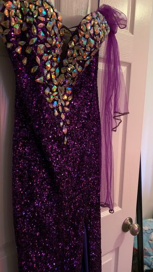 Prom dress size 10 for Sale in Woodlake, CA
