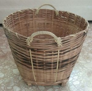 Wicker Bamboo Rattan Planter Basket Home Decor for Sale in Chapel Hill, NC