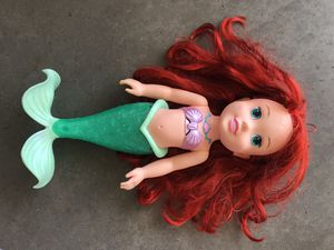 Singing mermaid doll for Sale in Aurora, CO