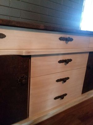 Buffet/tv stand for Sale in Marseilles, IL