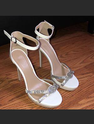 Gorgeous white high heels for Sale in Virginia Beach, VA
