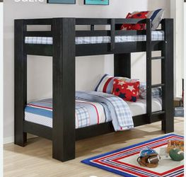 TWIN BUNK BED MATRESS NOT INCLUDED NEW IN BOX FINANCIAMIENTO DISPONIBLE for Sale in Fullerton,  CA