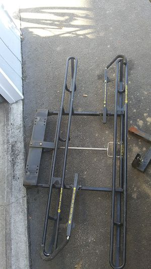 Fold down 2 bike carrier for Sale in Vancouver, WA
