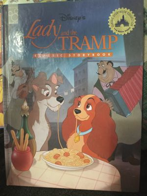 Classic Storybook's Lady & The Tramp for Sale in Akron, OH