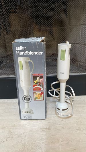 Braun Handblender for Sale in Westlake, OH