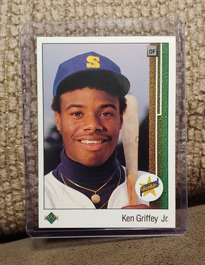 Ken Griffey jr. Rookie card for Sale in Euless, TX