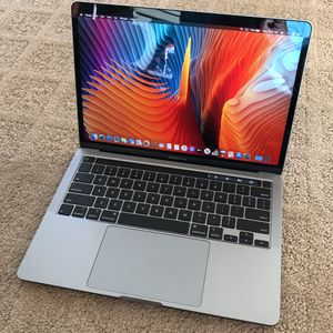 """2020 MacBook Pro, 13"""", 2.3GHz i7 Quad-Core, 16GB RAM, 512GB SSD, Touch Bar/Touch ID, Apple Warranty for Sale in Portland, OR"""