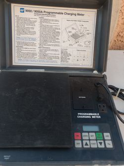 Tiff brand programmable charging meter for freon for Sale in Las Vegas,  NV