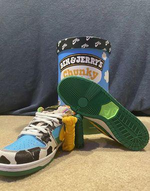 Nike sb chunky dunky size 9.5 $700 for Sale in Harvey, LA