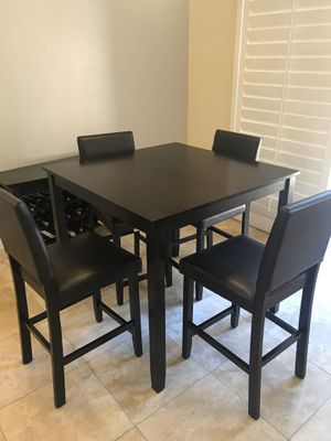 Living spaces dining set table for Sale in San Diego, CA
