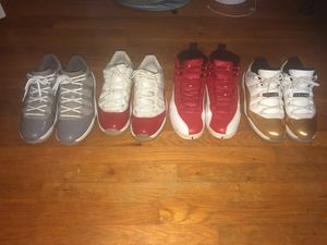 Jordan's Retros for sell !! for Sale in Apex, NC