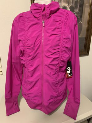 Fila Sport Wicking Jacket NEW for Sale in Moreno Valley, CA