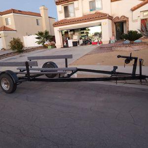 18ft Boat trailer for Sale in Murrieta, CA